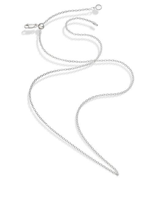 Monica Vinader - Metallic Medium Rolo Chain - Lyst