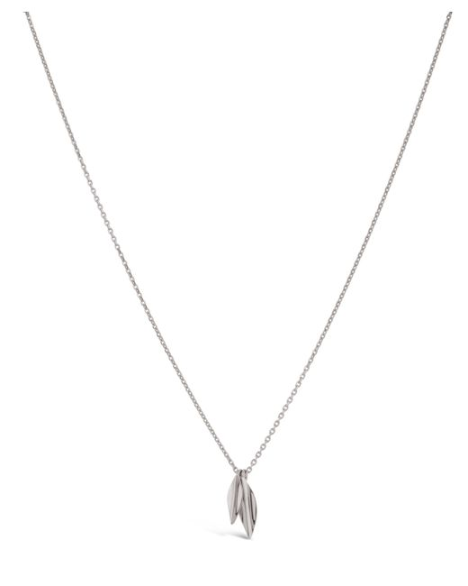 Dinny Hall - Metallic Lotus Double Petal Pendant - Lyst