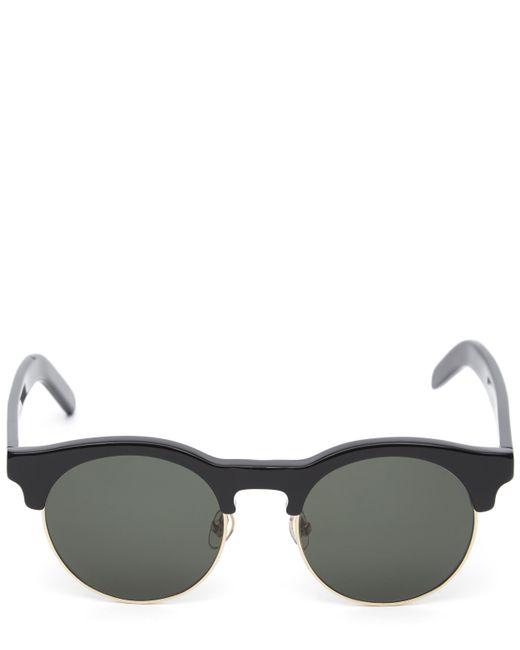 Han Kjobenhavn   Black Smith Wayfarer Sunglasses   Lyst