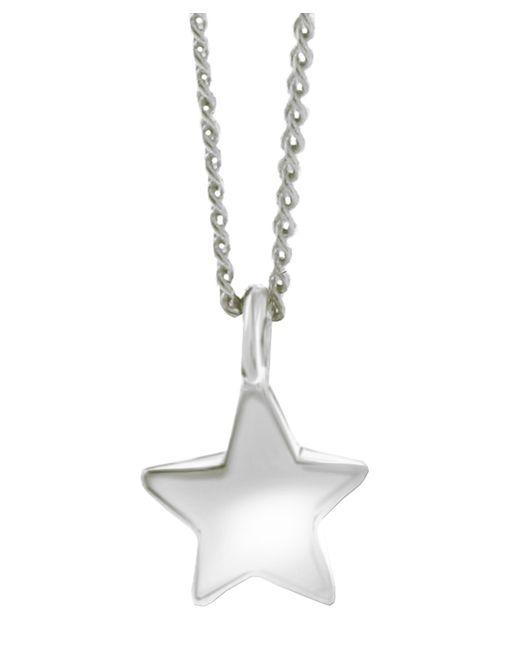 Dinny Hall | White Bijou Star Pendant Necklace | Lyst