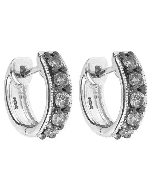 Annoushka - Multicolor Dusty Diamond Amethyst Earrings - Lyst