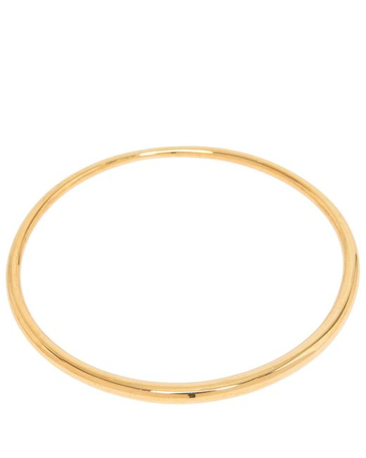 Dinny Hall | Metallic Vermeil Signature Classic Tapering Bangle | Lyst