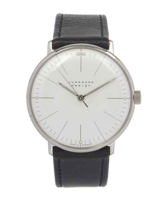 Junghans - Black Max Bill Hand-winding Watch for Men - Lyst