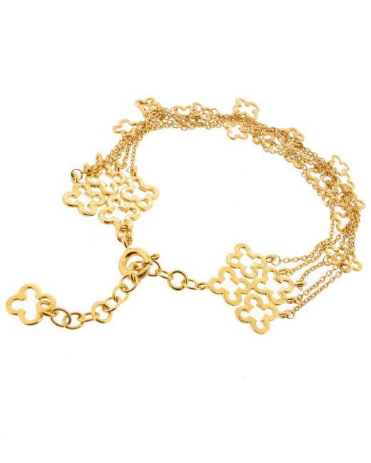 Dinny Hall   Metallic Gold Vermeil Talitha Bracelet   Lyst