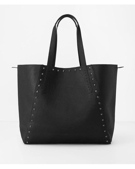 Liebeskind Berlin | Black Niigataf7 Reversible Camouflage Tote With Pouch | Lyst