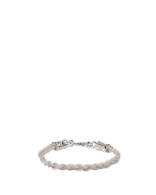 Emanuele Bicocchi - White Ring for Men - Lyst