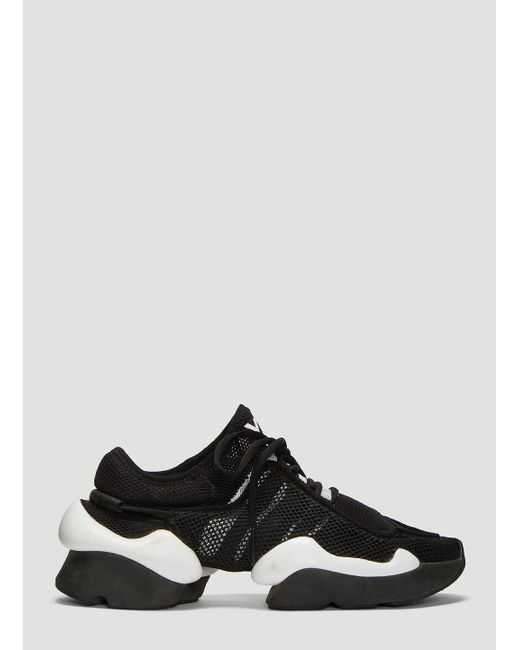 b57904dc5 Lyst - Y-3 Ren Sneakers In Black in Black for Men