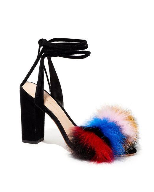 Loeffler Randall | Blue Nicolette High Heel Sandal | Lyst