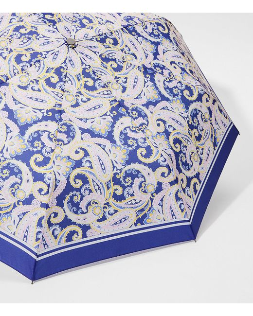 LOFT | Blue Seashell Umbrella | Lyst