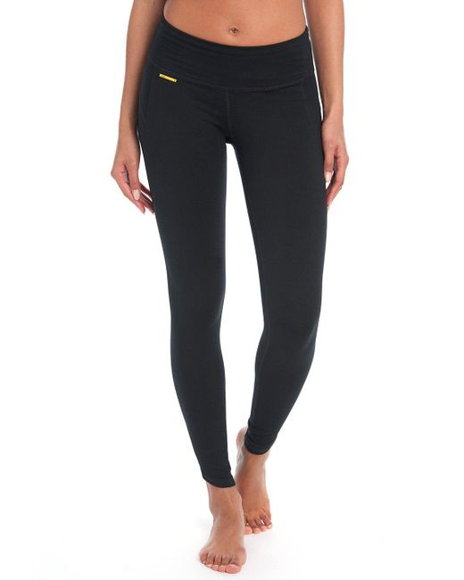 Lolë - Black Palmira Leggings - Lyst