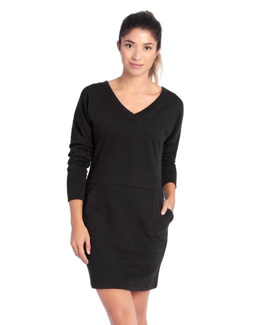 Lolë - Black Sohan Dress - Lyst