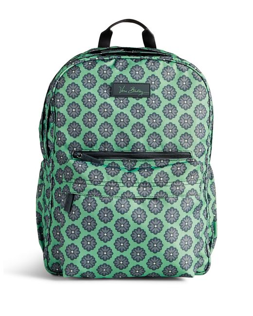 Vera Bradley Campus Backpack In Green Save 24 Lyst