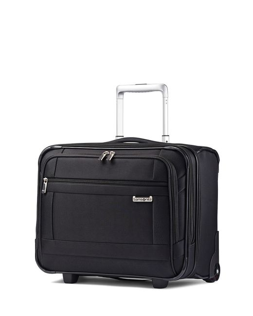 Samsonite Solyte Carry On Wheeled Garment Bag In Black