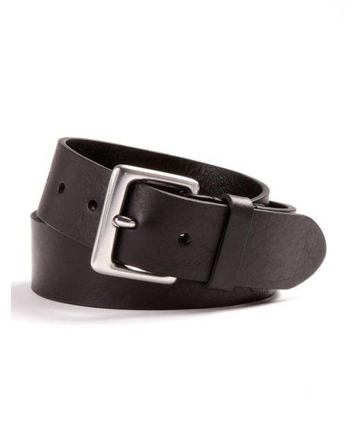 Lauren by Ralph Lauren | Black Leather Dress Belt for Men | Lyst