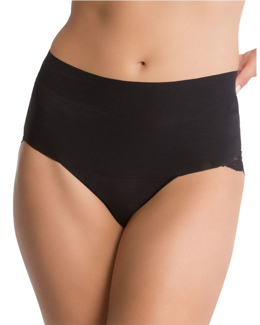 Spanx | Black Undie-tectable Lace Cheeky Brief | Lyst