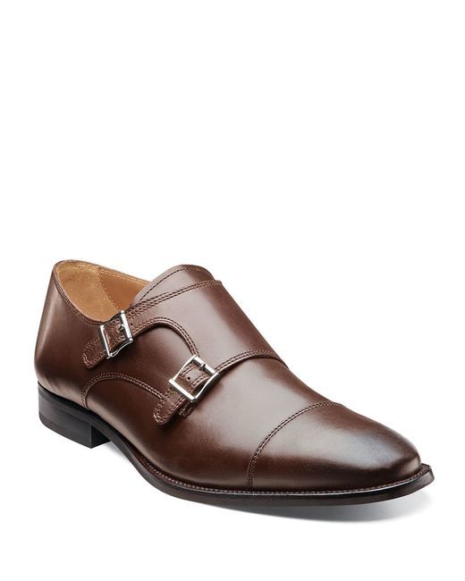 Florsheim | Brown Sabato Monk-strap Shoes for Men | Lyst