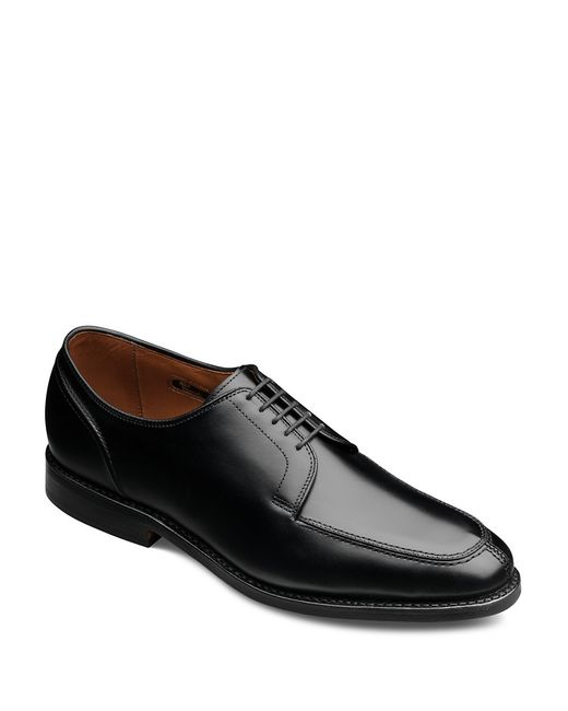 Allen Edmonds | Black La Salle Leather Oxfords for Men | Lyst