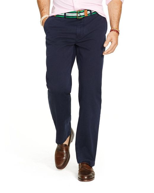 Polo Ralph Lauren | Blue Relaxed Fit Suffield Pants for Men | Lyst