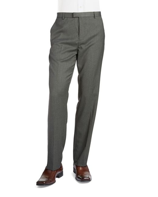 Calvin Klein | Gray Cool Tech Pants for Men | Lyst