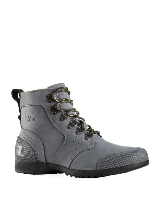Sorel | Gray Ankeny™ Mid Hiker for Men | Lyst
