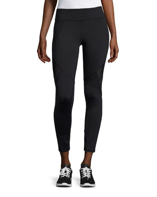New York Performance: Marc New York Compression Performance Leggings In