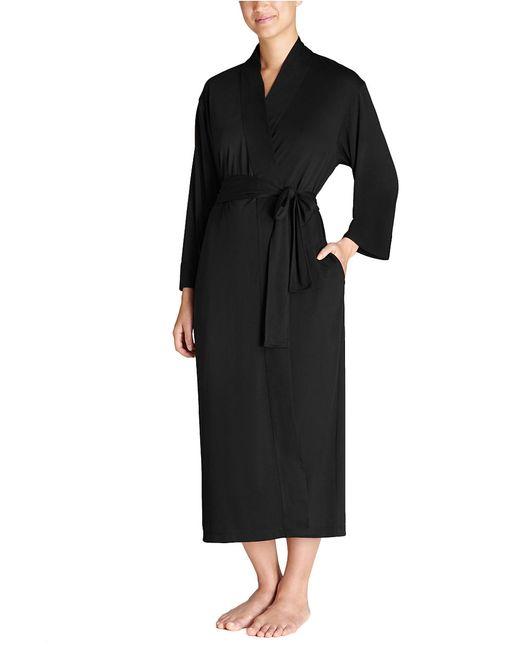 N Natori | Black Ming Vase Robe | Lyst