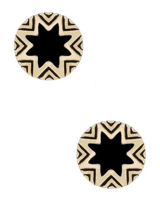 House of Harlow 1960 | Metallic Starburst Studs | Lyst