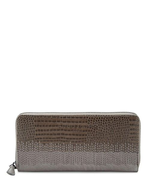 Liebeskind | Gray Sally F7 Leather Wallet | Lyst