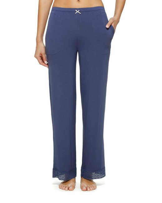 Kensie - Blue Keepers Sleep Pants - Lyst