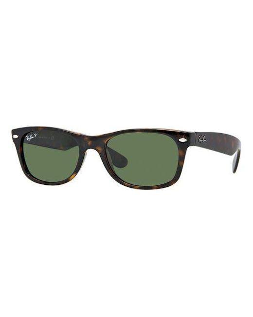 Ray-Ban - Green Wayfarer Sunglasses for Men - Lyst