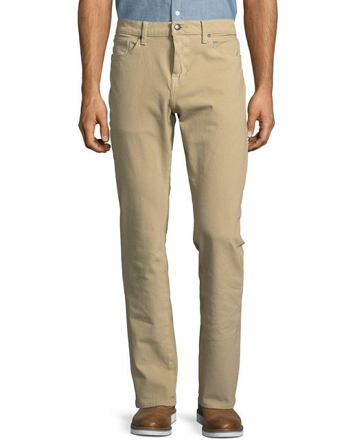Joe's Jeans - Natural Buttoned Slim-fit Jeans for Men - Lyst