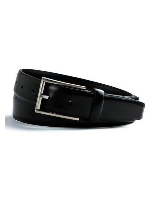 CALVIN KLEIN 205W39NYC - Black Leather Belt for Men - Lyst