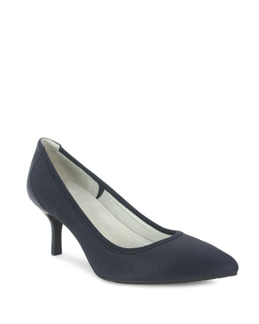 Tahari - Blue Toby Pumps - Lyst