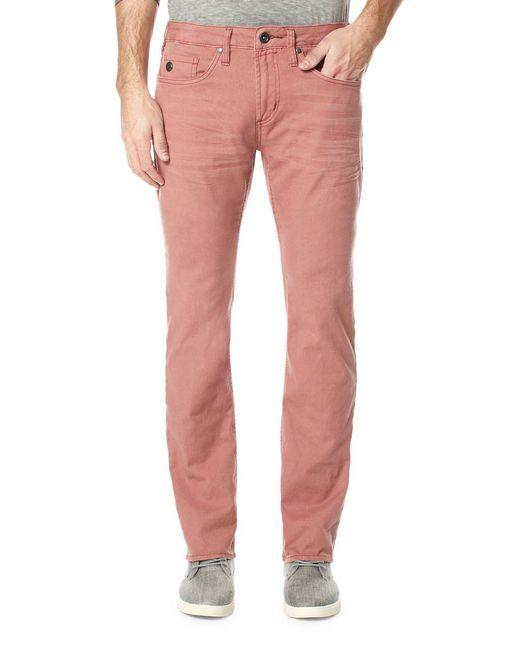 Buffalo David Bitton - Red Evan X Slim Jeans for Men - Lyst