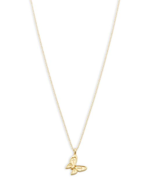 Dogeared - Metallic 'beautiful' Necklace - Lyst