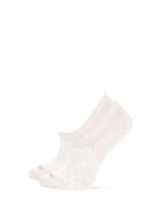 CALVIN KLEIN 205W39NYC - Multicolor Diamond-patterned Socks - Lyst