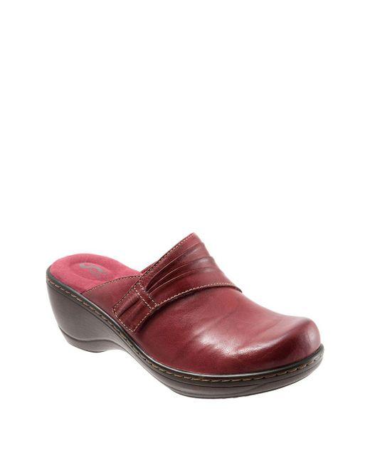 Mason Leather Clogs RVNuwnRLe