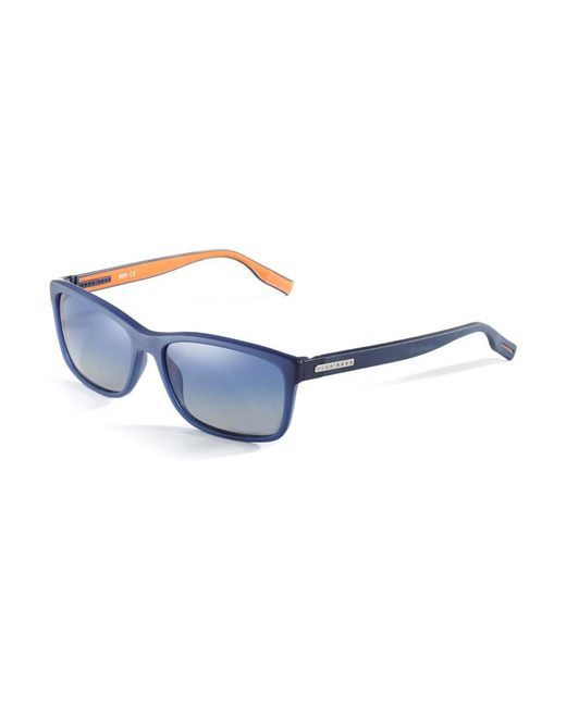 BOSS - Blue Plastic Wayfarer Sunglasses for Men - Lyst