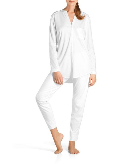 Hanro - Multicolor Pure Essence Pajamas - Lyst