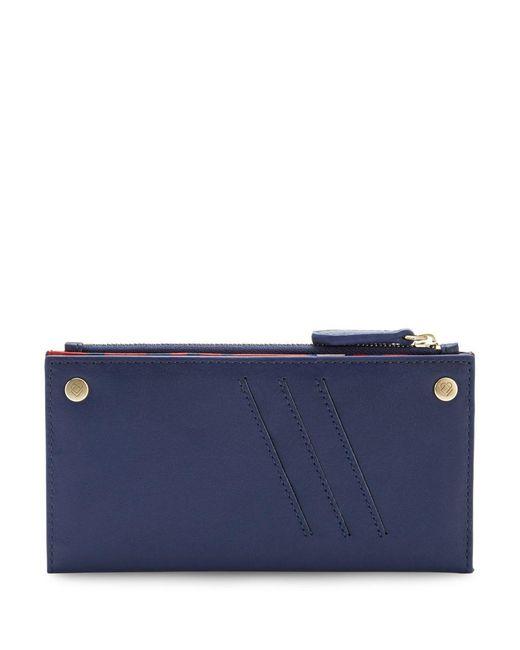 Liebeskind Berlin | Blue Jojo Leather Wallet | Lyst