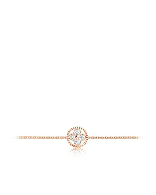 Louis Vuitton | Diamond Blossom Bb Bracelet, Pink Gold And Diamonds | Lyst