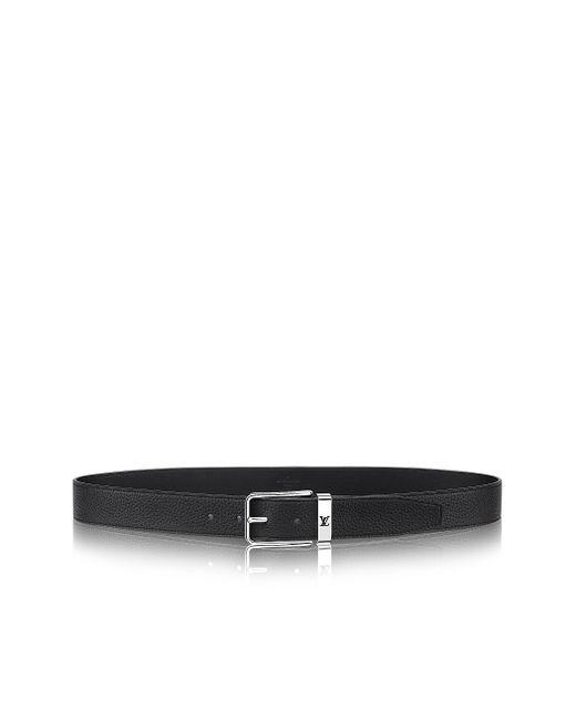 Louis Vuitton | Black Pont Neuf 35mm for Men | Lyst