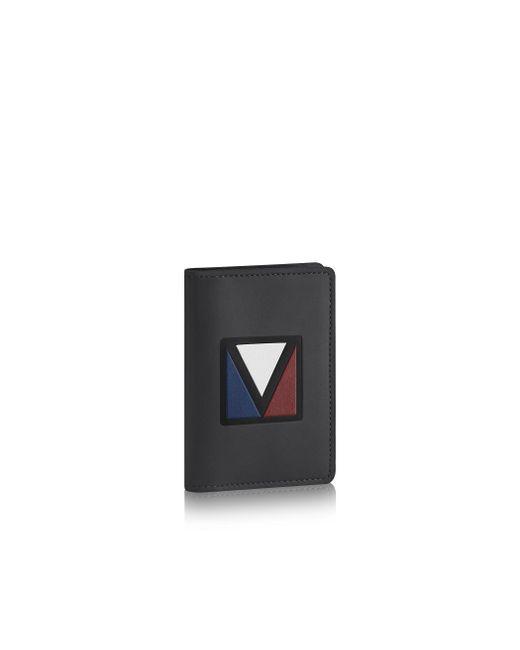 Louis Vuitton   Black Pocket Organizer for Men   Lyst