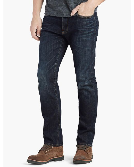 Lucky Brand - Blue 410 Athletic-fit Jeans for Men - Lyst