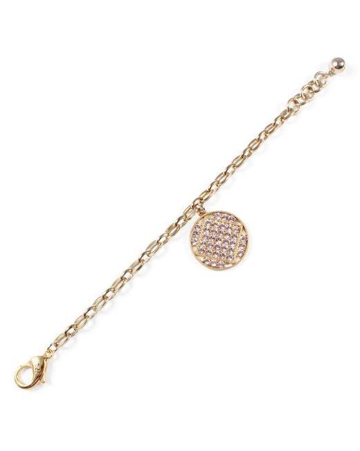 Lulu Frost - Metallic Bora Deco Blush Charm Bracelet - Lyst
