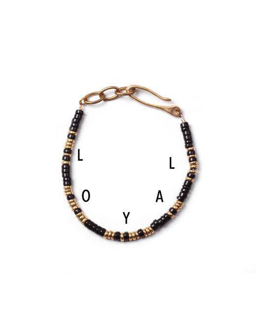 Lulu Frost | Multicolor George Frost G. Frost Morse Bracelet - Loyal for Men | Lyst