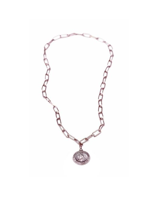 Lulu Frost | Metallic George Frost G. Frost Protection Necklace | Lyst