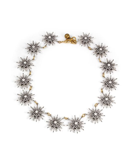 Lulu Frost - Multicolor Radiant Necklace - Lyst