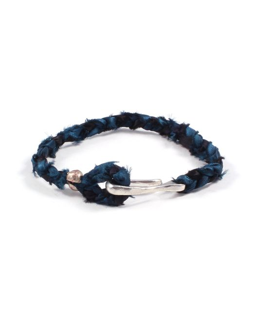 Lulu Frost | Blue Taros Bracelet - Teal for Men | Lyst