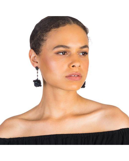 Lulu Frost | Multicolor Rose Earring | Lyst